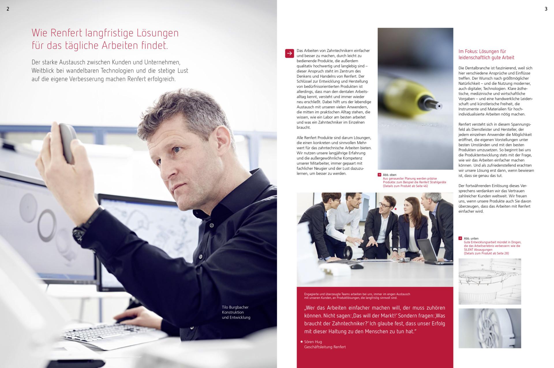 Martin Maier Photography (BFF-Professional) Renfert Katalog: Imageteil